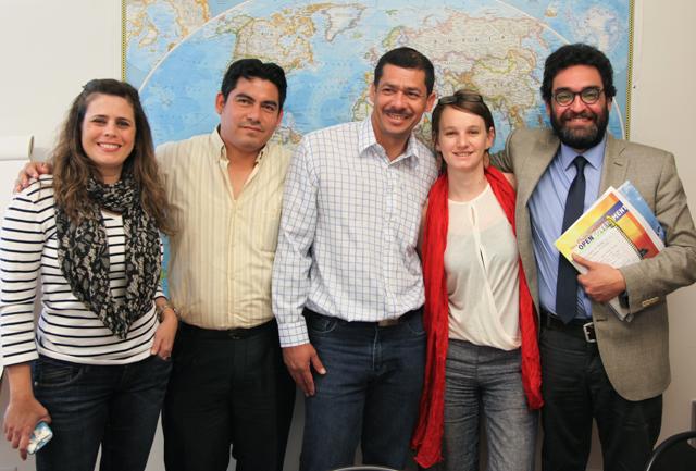 latin american visitors