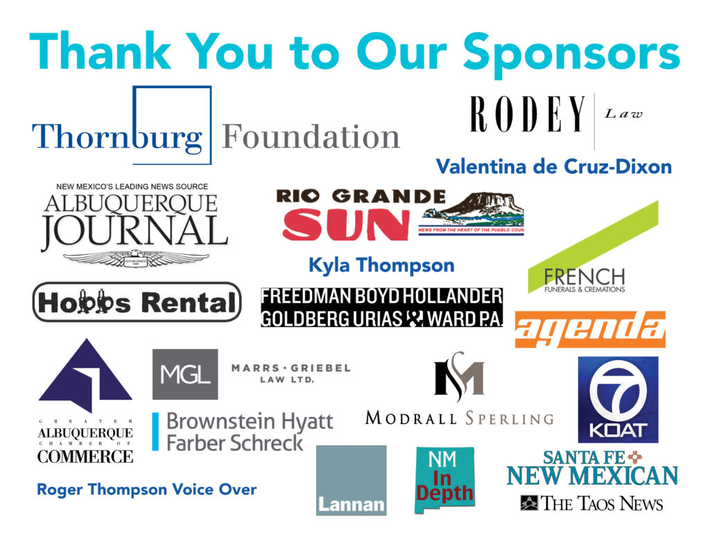 Thank you, 2016 sponsors!