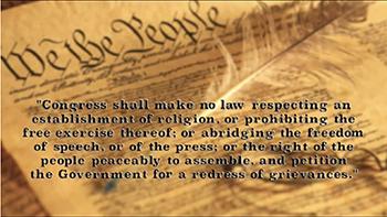First Amendment Video