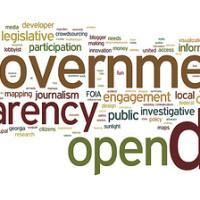 open gov word cloud