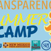 Transparency Summer Camp Web